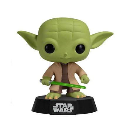 Funko Pop! - Star Wars - Yoda #02