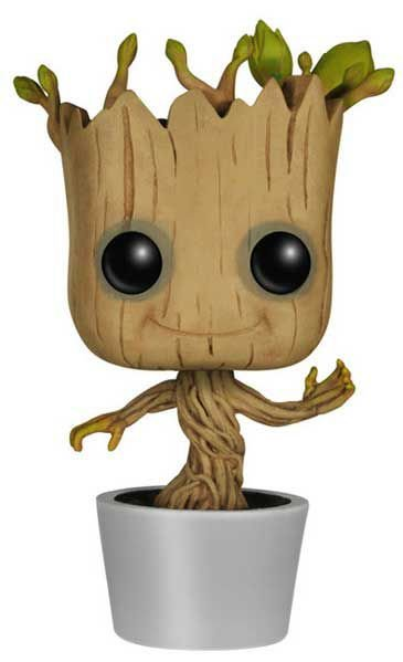 Funko Pop! - Dancing Groot - Guardiões Da Galáxia #65