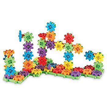 Brinquedo Gears Gears Montagem De Engrenagens Ótimo P Quem Gosta De Lego.