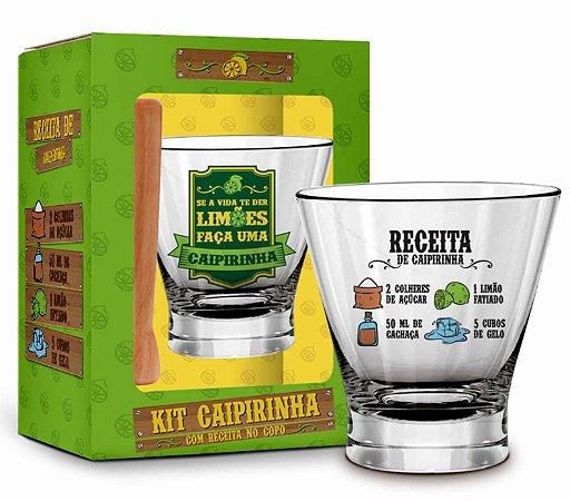 CONJUNTO CAIPIRINHA - RECEITA