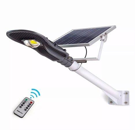 Luminaria Pública Led 20w Cob Solar (postes 3-4m)