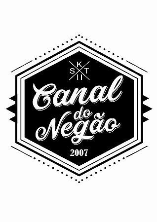 COMBO - 2 CAMISETAS CANAL DO NEGÃO