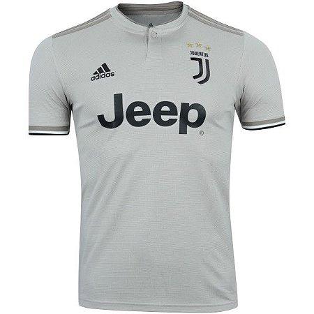 0949a4c4bc6 Camisa Juventus II 18 19 adidas - Masculina - Outlet Magrinho - Os ...