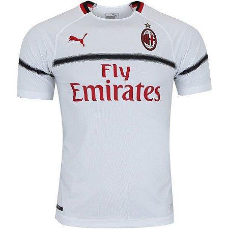 ce77764469 Camisa Milan II 18 19 Puma - Masculina - Outlet Magrinho - Os ...