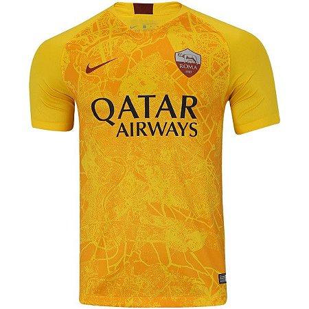 3db0467369 Camisa Roma III 18 19 Nike - Masculina (Frete Grátis) - Outlet ...