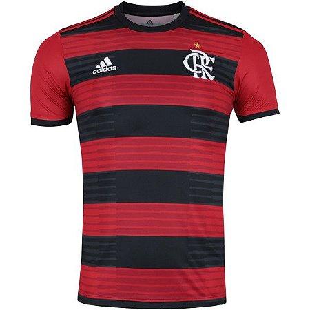 2d7339c1b2 Camisa do Flamengo I 2018 adidas - Masculina - Outlet Magrinho - Os ...