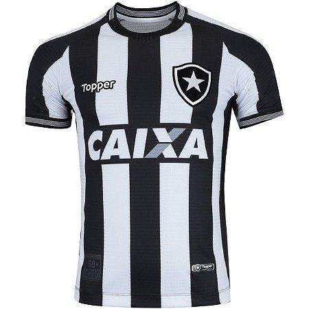 Camisa do Botafogo I 2018 Topper - Masculina (Frete Grátis)