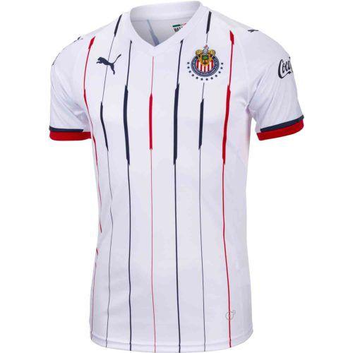 Camisa Chivas Do México Away Puma - Outlet Magrinho - Os Melhores ... 35504901b310f