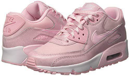 b1e2f9425c1 Tênis Nike Air Max 90 Essential Rosa Frete Grátis - Outlet Magrinho ...