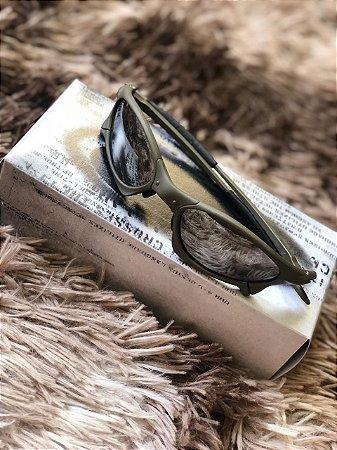 Óculos Oakley Doublex X Lente Prata Frete Grátis