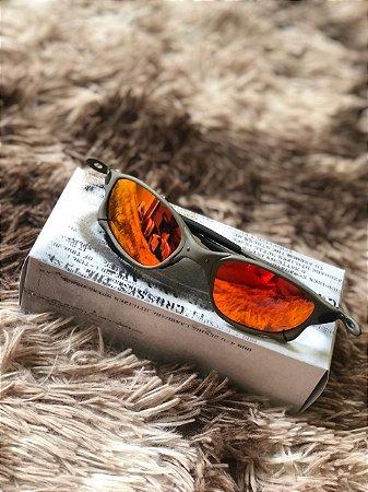 Óculos Oakley Doublex X Lente Ruby Frete Grátis