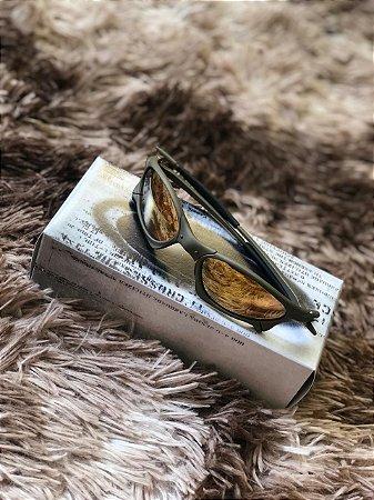 45ebfd5f93d4a Óculos Oakley Penny Lente Dourada Frete Grátis - Outlet Magrinho ...