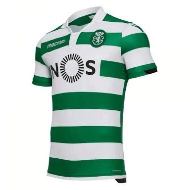 Camisa Sporting Portugal l 18/19 Nike - Masculina (Frete Grátis)