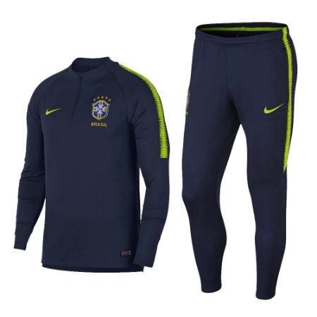 1bf70178845 Promoção Agasalho Nike Brasil Treino Masculino 17 18 - Outlet ...