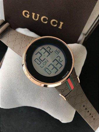 Réplica de Relógio DIgital Gucci Frete Grátis