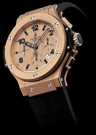 bb618994258 Réplica de Relógio Hublot Geneve Gold Frete Grátis - Outlet Magrinho ...