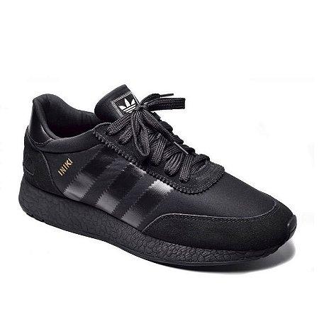 Tênis Adidas Iniiki Preto Frete Grátis