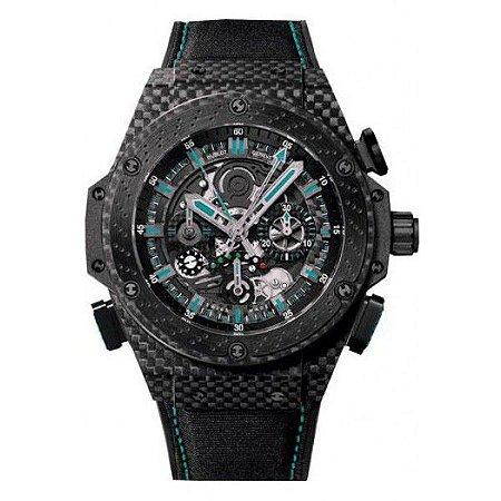 Relógio Importado Hublot Abu DabhiFrete Grátis