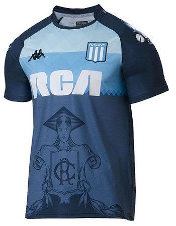 1cb92860334 Camiseta Racing 3 Uniforme Masculina Frete Grátis - Outlet Magrinho ...