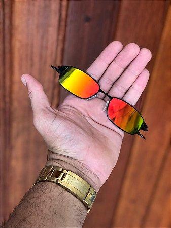 6ce560f4e Óculos Oakley Personalizado 2 Mc Menor Mr LenteFire Frete Grátis ...