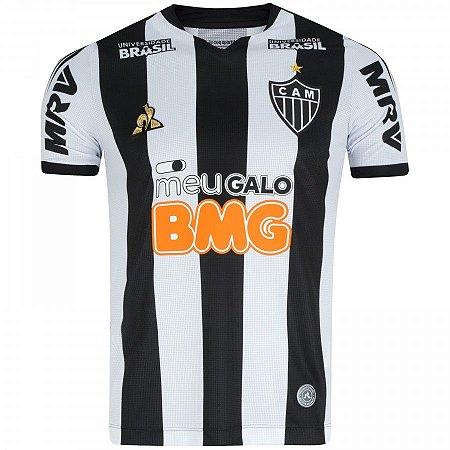 Camiseta Atlético Mineiro Listrada 19/20 - Masculina (Frete Grátis)
