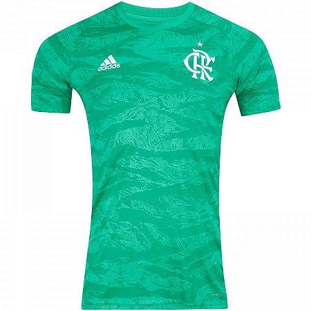 Camiseta Flamengo Goleiro 19/20 - Masculina (Frete Grátis)