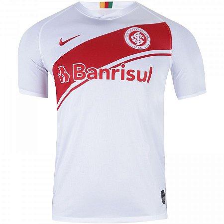 Camiseta Internacional Branca 19/20 - Masculina (Frete Grátis)