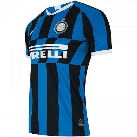 Camisa Inter De milao 19/20 Nike - Masculina (Frete Grátis)
