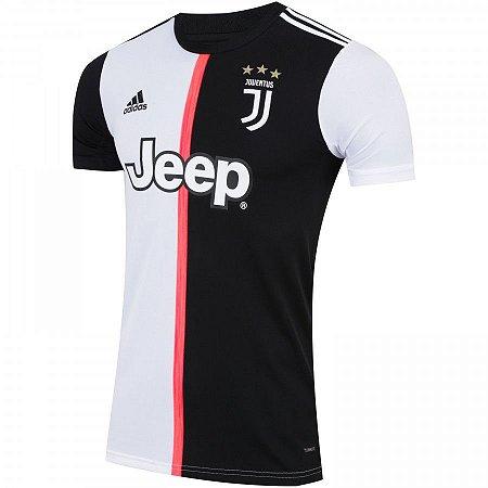 Camisa Juventus Listrada 19/20 - Masculina (Frete Grátis)