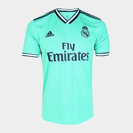 Camisa Real Madrid Third 19/20 adidas - Masculina Frete Grátis