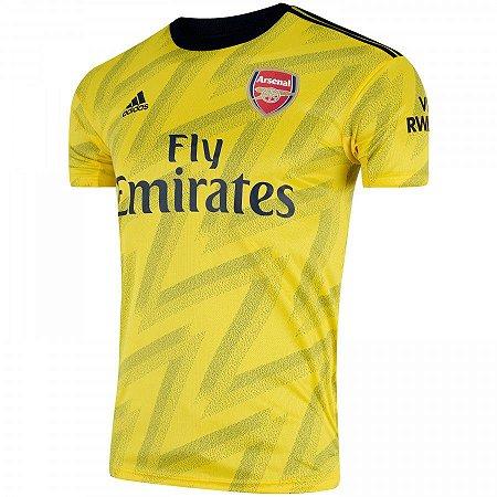 Camisa Arsneal Amarela 19/20 adidas - Masculina Frete Grátis