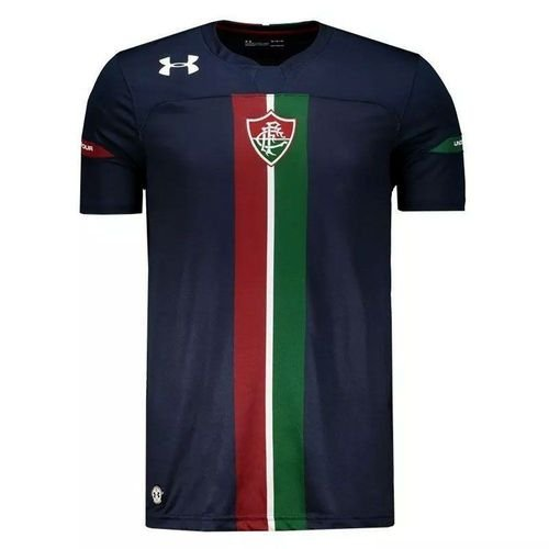 Camisa Fluminense Azul 19/20 - Masculina Frete Grátis