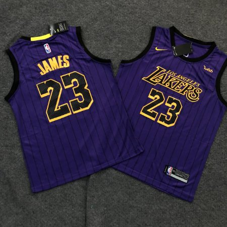 Camiseta Basquete Lakers Rocha 19/20 - Masculina Frete Grátis