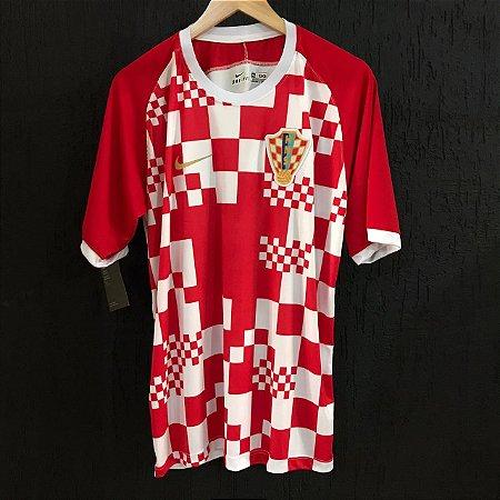 Camiseta Croácia 2021 Com Frete Grátis