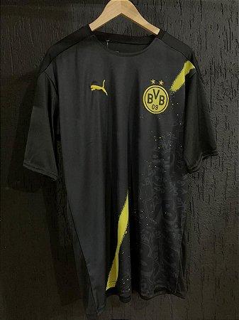 Camiseta Borussia Dortmund 2021 Com Frete Grátis