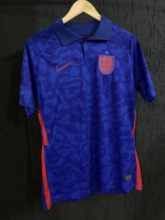 Camiseta Inglaterra Azul 2021 Com Frete Grátis