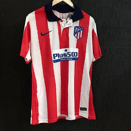 Camiseta Atlético Listrada 2021 Com Frete Grátis