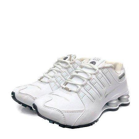 Ténis Nike Shox NZ Branco Frete Grátis