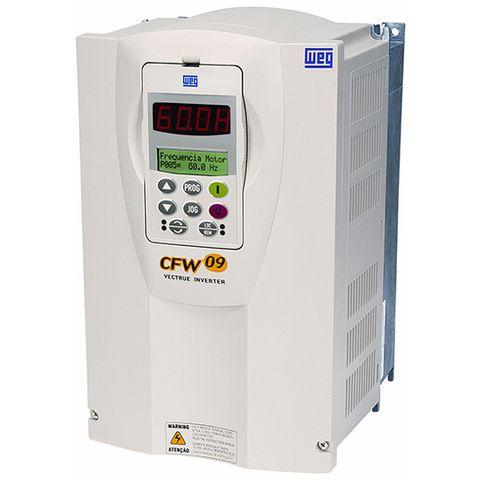 Inversor de frequência CFW09 75 CV  105 Amp.  55 kW  380 / 440 V  trifásico