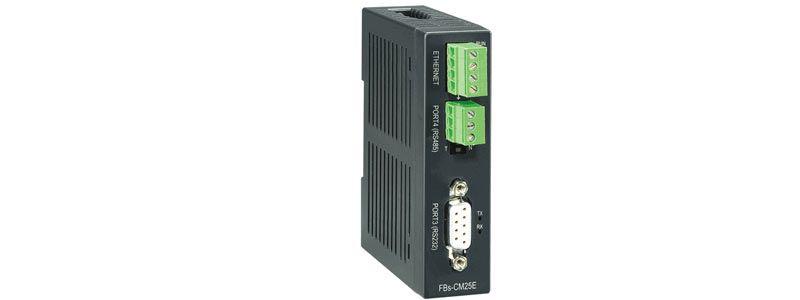 Módulo de comunicação serial 1x RS-232 e 1x RS-485 e 1x Ethernet