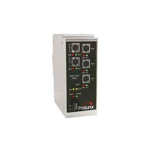 Gateway Modbus M/S Para Ascii Genérico (3 Portas)  5102-MCM-ASCII3