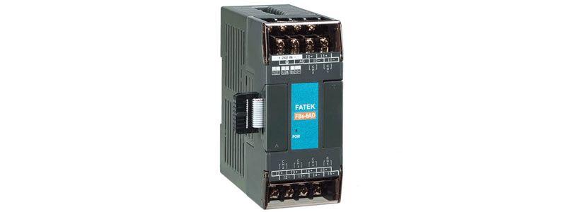 Módulo 6 ea tensão / corrente FBs-6AD