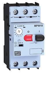 Disjuntor-motor Az Weg Mpw18-3-u016 10a - 16a Tripolar