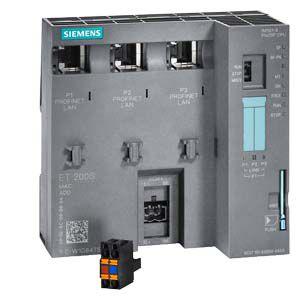 Modulo Siemens 6es7151-8ab01-0ab0 Et200s Im151-8 Pn / Dp Cpu