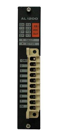 Módulo com 8 saídas 24VDC - AL1200