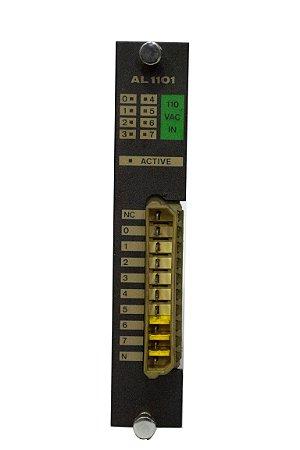 Módulo 8 entradas digitais 110 VAC opto acopladas - AL1101