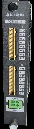 Módulo de saída digital 16 pontos 24VDC - AL1216