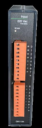 Módulo com 16 entradas 220VAC opto acopladas - QK1134