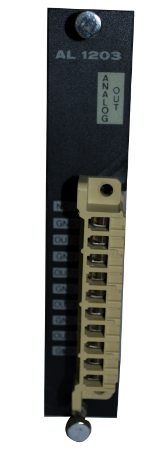 Módulo de saída analógica - AL1203