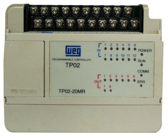 CONTROLADOR PROGRAMAVEL - TP02-20MR